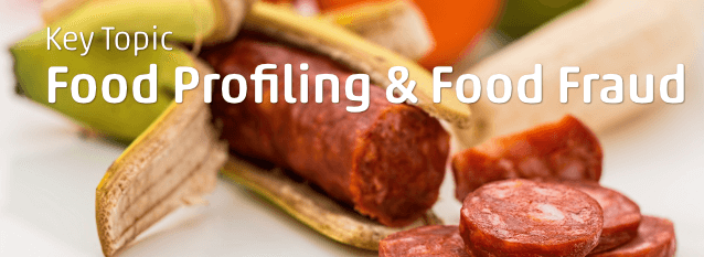 Food profiling and food fraud